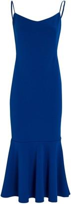 Katie May Twirl Crepe Open Back Dress