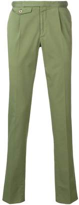Incotex pocket chino trousers