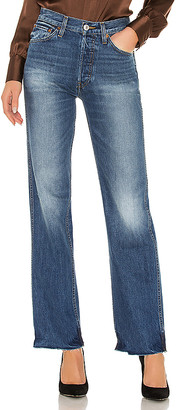 RE/DONE High Rise Loose Straight. - size 23 (also