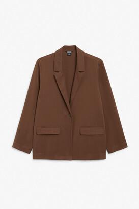 Monki Lightweight blazer