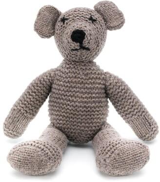 N.Peal Teddy baby gift