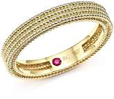 Roberto Coin 18K Yellow Gold Symphony Braided Ring