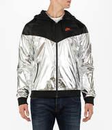 Nike Men's Sportswear Gold Foil Windrunner Jacket