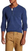 Jachs Heather Henley Pullover Sweater