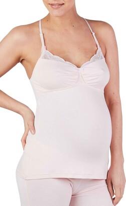 Cache Coeur Serenity Lace Maternity/Nursing Tank