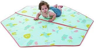 Baby-to-Love PILI Mat, Baby Play Mats for Floor, Folding Foam Play Mat, Baby Activity Mat (Jungle)