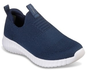 Skechers Elite Flex Wasik Slip-On Sneaker - Kids'