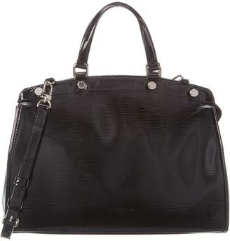 Louis Vuitton Black Electric Epi Leather Brea Mm