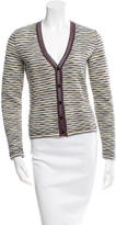 M Missoni Button-Up Cardigan