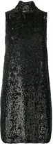 P.A.R.O.S.H. Ginter sequin dress
