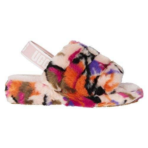 638107dafc0 Women's Fluff Yeah Slide MOTLEE Wedge Sandal