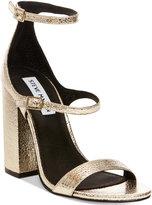 Steve Madden Women's Parrson Block-Heel Sandals