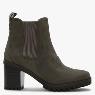 UGG Hazel Mole Suede Chelsea Boots