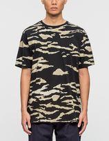 MHI Camo Slouch S/S T-Shirt