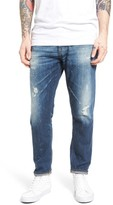 AG Jeans Men's Slouchy Slim Fit Jeans