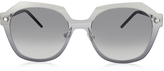 Marc Jacobs MARC 28/S Acetate Geometric Women's Sunglasses