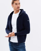 Armani Jeans Cotton Knit Cardigan