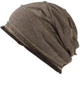 Casualbox mens Slouch Large Big Beanie Baggy Hat Knit Japanese Fashion