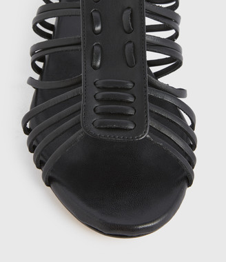 AllSaints Fiona Leather Sandals