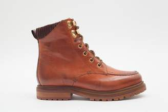 Hudson Shoes Marlow Tan Leather Boot - 36