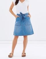 Jag Utility Tie Skirt