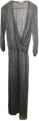 MARIE FRANCE VAN DAMME Grey Silk Swimwear for Women