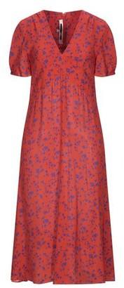 McQ 3/4 length dress