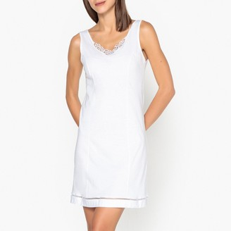 La Redoute Collections French Cotton Full Slip