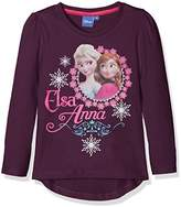 Disney Girl's Frozen Sister Forever T-Shirt
