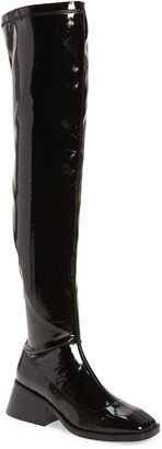 Jeffrey Campbell Patrik Over the Knee Boot