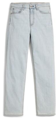 Rag & Bone Nina High Waist Ankle Cigarette Jeans