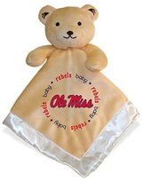 Baby Fanatic Security Bear Blanket, University of Mississippi by