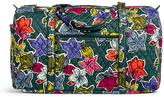 Vera Bradley Falling Flowers Large Duffel Bag