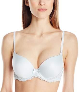 Lily of France Women's Sensational Lace Push Up Bra 2175220