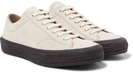 Dries Van Noten Suede Sneakers
