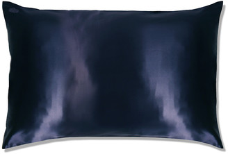 Slip Silk Pillowcase Navy