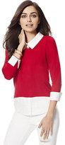 New York & Co. Twofer Sweater