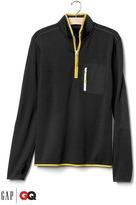 Gap x GQ Michael Bastian half-zip pullover