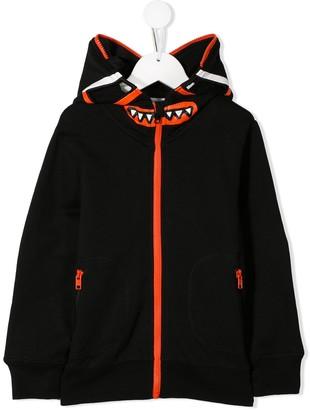 Stella McCartney Halloween zipped hoodie