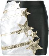 Faith Connexion - star mini skirt -