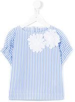 Simonetta striped T-shirt - kids - Cotton - 4 yrs