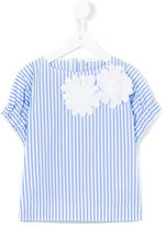 Simonetta striped T-shirt - kids - Cotton - 8 yrs