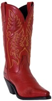 Laredo Burnished Cowboy Boots - Madison