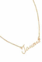 Rebecca Minkoff Taurus Zodiac Necklace in Gold