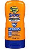 Banana Boat Sport Performance Sunscreen Lotion SPF 100 4oz per Bottle (2 Pack)