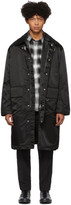 Diesel Black Adam Over Coat