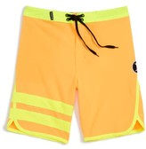 Hurley Boy's Print Reveal Block Party Board Shorts