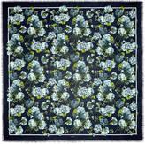 Gucci Blooms print modal-silk shawl