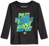 Champion Baby Boys' Long-Sleeve Graphic-Print Thermal T-Shirt