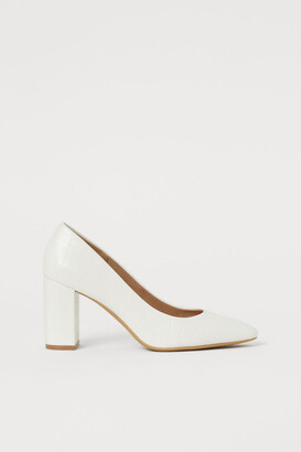 H&M Pumps - White